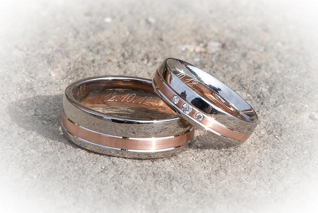 Welche Eheringe passen euch als zukünftiges Ehepaar?